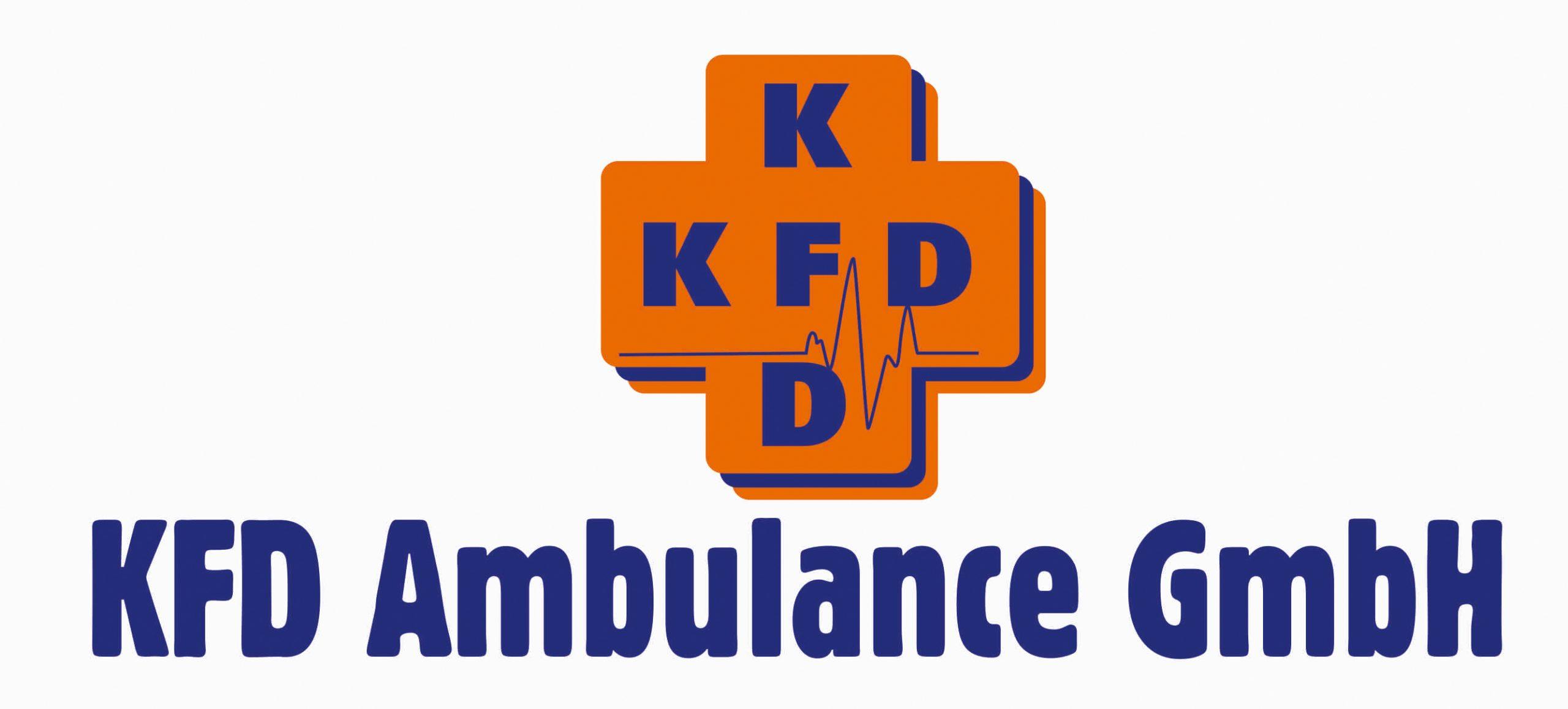 KFD Ambulance Gmbh Logo